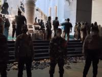 Koramil Mempawah Hilir Bersama Polsek Laksanakan Pengamanan Tabligh Akbar
