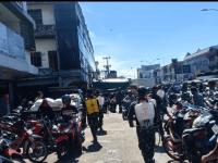 Minimalisir Penyebaran Covid-19 Kudam XII/Tanjungpura Lakukan Penyemprotan Disinfektan