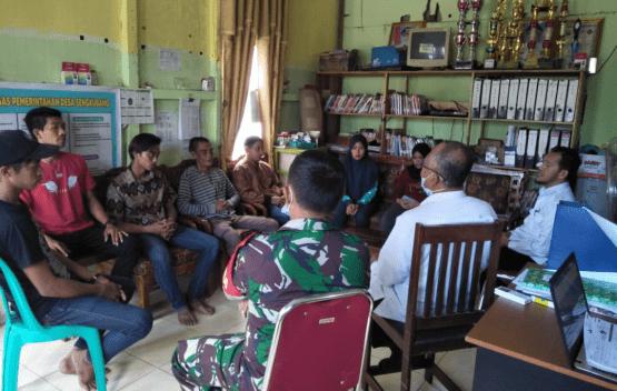 Babinsa Mempawah Hilir Mediasi Perselisihan Rumah Tangga Warga Binaan
