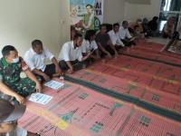 Babinsa Mempawah Hilir Hadiri Sosialisasi BUMN Pegadaian Kabupaten Mempawah