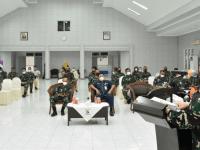 Civitas Akademika STTAL Menerima Sosialisasi PPMD TNI AL