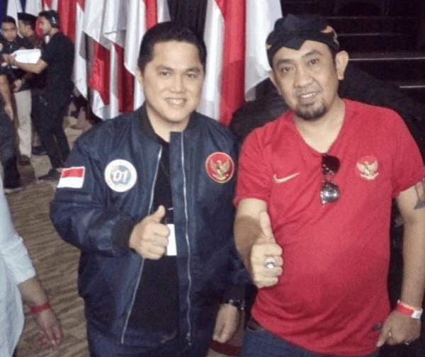Diduga Direksi BUMN Bermasalah, Ketum Garuda Minta Menteri Erick Bertindak Tegas
