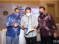 Gelar RUPS Tahunan Perdana Pasca IPO, Surge Mantapkan Posisi Jadi Ekosistem Digital Terdepan di Indonesia