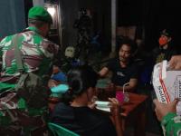 Dua Desa Sasaran Patroli Satgas Covid-19, Peringatkan Masyarakat PPKM Skala Mikro