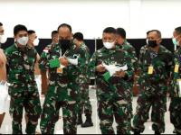 Sidang Parade Tingkat Subpandasus XII/Tpr Pontianak Penerimaan Calon Taruna Akmil