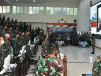 Resmi Dibuka Kasal, STTAL ikuti Latihan Armada Jaya Ke-39 TA 2021