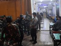 Tim Gabungan Polres Kubu Raya Laksanakan PPKM Bersekala Mikro