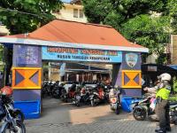 Dalam Rangka HUT Dokes Mabes Polri,Polsek Kemayoran Jakpus Lakukan Monitoring Vaksinasi di Rusun Tangguh Jaya