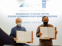 UNDP dan Universitas Islam Internasional Indonesia akan mendirikan Center of Excellence Keuangan Islam dalam mencapai SDGs