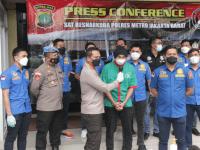 Terkait Kasus Dugaan Penyalahgunaan Narkoba Jenis Ganja, Polisi Beberkan Penangkapan Musisi EAP alias Anj