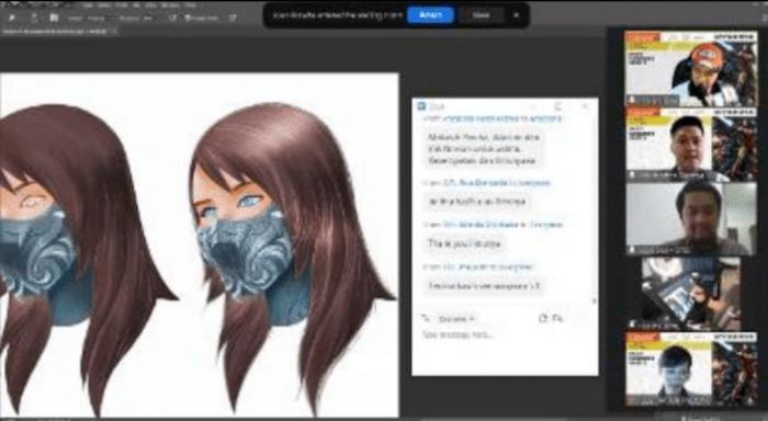 """Ratusan Peserta Ikuti Pelatihan Ilustrasi Gratis di """"Saturday Virtual Class – ILLUSTRATOR 101"""""""