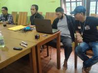 Forum Komunikasi Wartawan Melawi Kembali Melakukan Rapat Pemantapan Keberadaan Tahap Satu