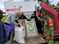 Manfaatkan Potensi Wilayah, Babinsa Desa Pusaka Aplikasikan Lima Kemampuan Teritorial