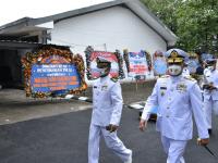 Komandan STTAL Hadiri Peringatan HUT Ke-65 Penerbangan TNI Angkatan Laut