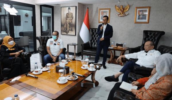Di Podcast Refly Harun, LaNyalla Bicara Kaitan Presidential Threshold dengan Isu Oligarki