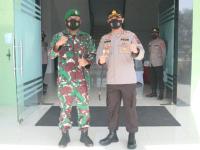 Apel Perdana Kapolres Kukar dan Dandim 0906/KKR, Awal Yang Baik TNI-Polri Jaga  Sinergitas Sebagai Pilar Kamtibmas