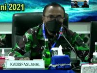 Pamen STTAL ikuti Rakernis Faslan TNI AL TA 2021