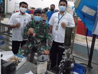 Direktur Pembinaan Sarjana STTAL Kunker ke PT Pindad Turen Malang