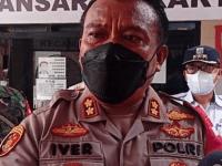 Polisi Turun Kelapangan Bergerak Cepat Berhasil Amankan 10 Pelaku Penembakan Korban Mis