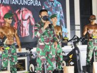 Peringati Hari Jadi ke-63, Kodam XII/Tpr Gelar Tanjungpura Body Contest Pangdam Cup