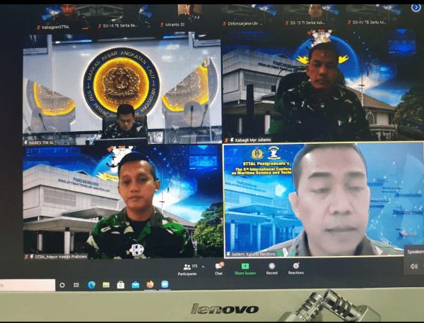 Paban VI RB Srena Mabesal Berikan Pembekalan: Wujudkan Pembangunan Zona Integritas STTAL Menuju WBK