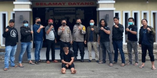 Percobaan Pencurian Mesin ATM, Seorang Pelaku Diamankan Polisi