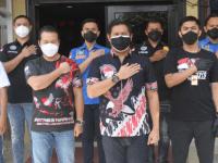Sambut HANI : Direktorat Narkoba Polda Metro Jaya dan Sat Narkoba Polres Metro Jakarta Barat Lakukan Bakti Sosial