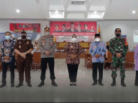 Antoni Setiawan Puji Masyarakat Mempawah Ikut Sukseskan Vaksinasi Massal