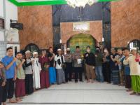 Kasat Sabhara Polres Kubu Raya IPTU Saifuddin Mengisi Khotbah Jumat di Rutan Kelas II Pontianak