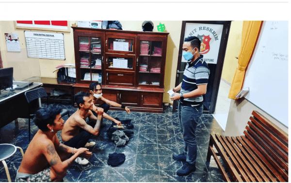 Polda Banten Dalam Operasi Premanisme Amankan 1.747 Orang Preman