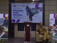 Bupati Buka Pelatihan Negosiasi Efektif Dalam Penyusunan PKB sektor sawit Kalimantan Barat