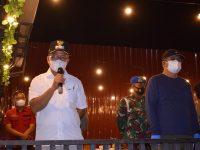 Penegakan Prokes di Sintang, Satu Pengunjung Warkop di Temukan Positif