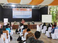 WAHANA VISI INDONESIA GELAR WORKSHOP PENURUNAN AKI-AKB, DIBUKA ASISTEN EKBANG SINTANG