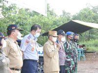 Wabup Sintang Resmi Tutup OPERASIONAL POSKO SEPULUT Setelah 26 hari beroperasi