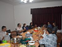 Wabup dan Uskup Sintang Gelar Silaturahmi