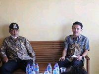 Bahas Perbaikan Jalan Utama Kecamatan Dedai, Ini Respon Ketua DPRD Sintang