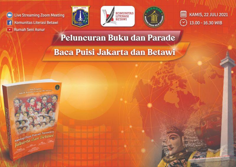 Peluncuran Buku dan Parade