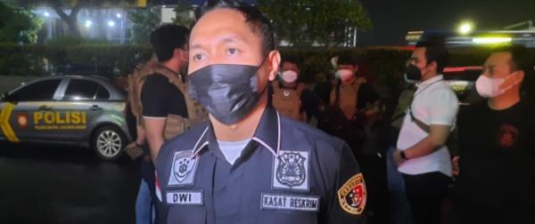 Polres Metro Jakarta Barat Patroli PPKM Darurat