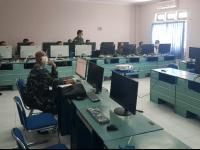 Kadepperskerma STTAL Membuka Sosialisasi Pengisian E-Kinerja di Lingkungan STTAL