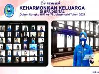 Cbs Jalasenastri STTAL Mengikuti Ceramah Keharmonisan Rumah Tangga di Era Digital