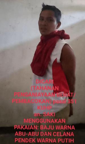 Tahanan Polres Melawi Kabur Viral medsos