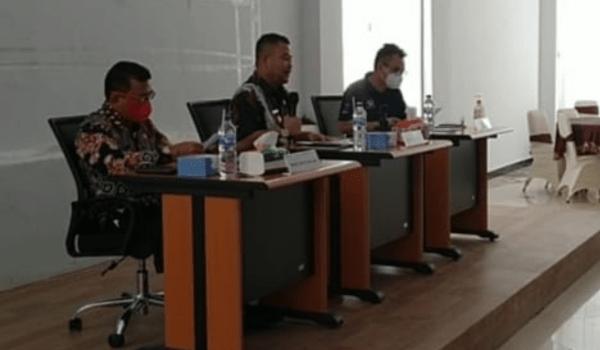 Bupati Melawi Buka Rekonsiliasi Repranting KUD Bale Yotro di Convention Hall Kantor Bupati