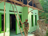 Warga Sukacita Desa Cisalam Jadi Sasaran TMMD ke-111