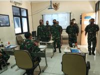 Kadep Akademik STTAL Pimpin Ujian Proposal Mahasiswa D3 Teknik Elektronika STTAL TA.2021