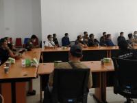 Bupati Melawi Mengadakan Silaturahmi Bersama Awak Media