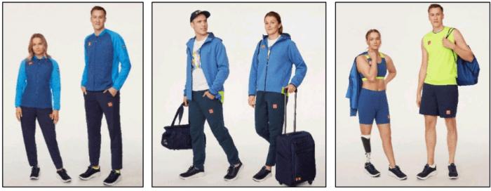 UNIQLO Memperkenalkan Pakaian Resmi Untuk Atlet Swedia di Tokyo Musim Panas Ini