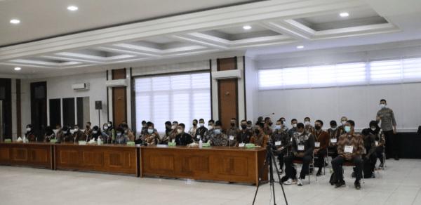Sidang Akhir Penetapan Kelulusan Bintara dan Tamtama Polri Polda Kalbar, 531 Casis Dinyatakan Lulus