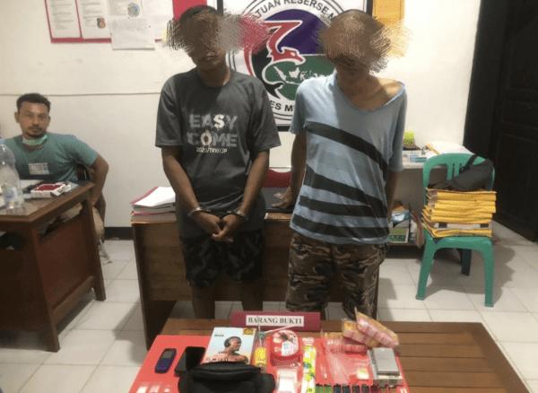 Sat Narkoba Polres Melawi Tangkap Bandar Narkoba Jenis Sabu