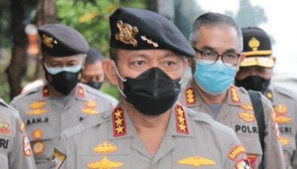 Dalam Vicon, Kabarhakam Tekankan Arahan Presiden Jokowi Soal PPKM Level 4