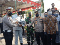 Sejumlah Aliansi BEM se Indonesia Gandeng Jasa Raharja, TNI & Polri Untuk Sukseskan Vaksinasi Nasional